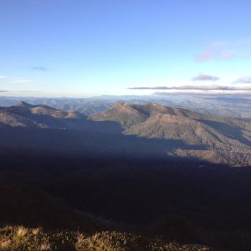 Mount Howitt to Barry Saddle – AAWT