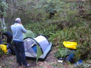 IMG_3894 Campsite 1 at Gills Creek