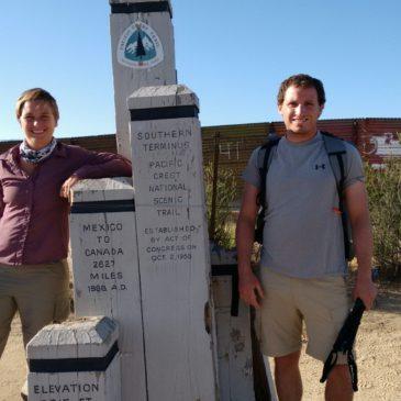 Campo (Mexican Border) to Mount Laguna