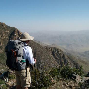 Mount Laguna to Julian