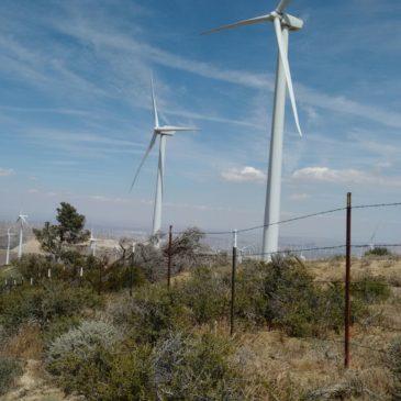 Agua Dulce to Highway 58 (Mojave)