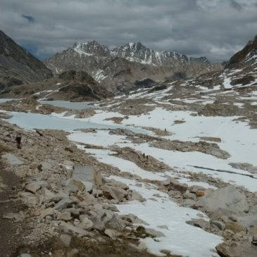 Kearsarge Pass to Reds Meadow