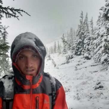 Trout Lake to White Pass