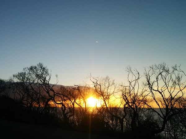 Beautiful sunrise 3