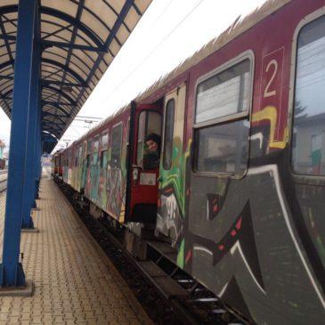 Romania to Bulgaria