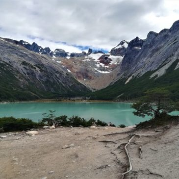 Day hikes in Ushuaia, Argentina