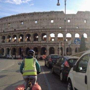 Italy (back on the bikes)