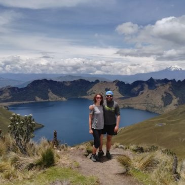 Day walks in Ecuador
