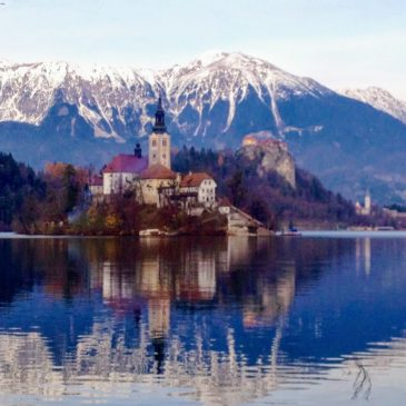 Slovenia (Lake Bled, Lake Bolhinje, hiking the Julian Alps and more…)
