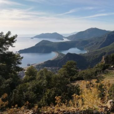 Hiking the Lycian Way useful information