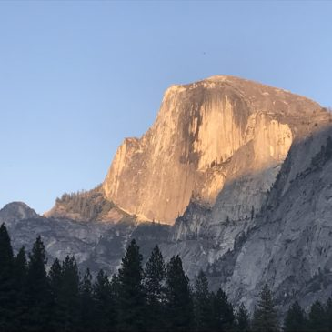 H is for Half Dome