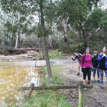 Mount Buninyong to Ballarat to Creswick – Great Dividing Trail