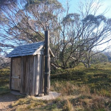 Mount Hotham to Mount Bogong via the Razorback and AAWT